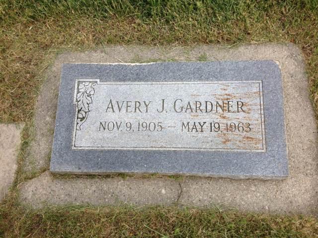 Avery J Gardner