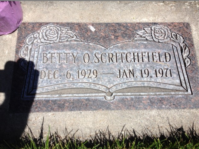 Betty Owen Scritchfield