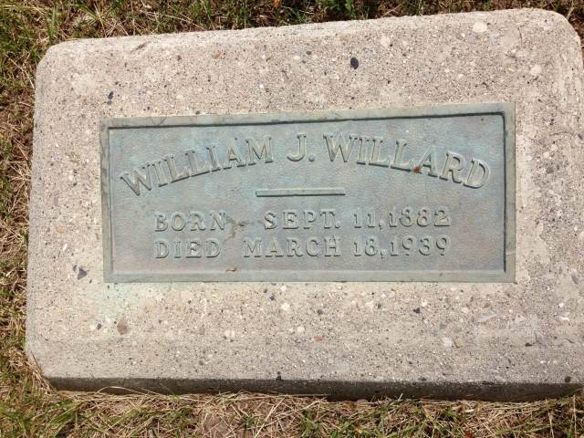 William J Willard